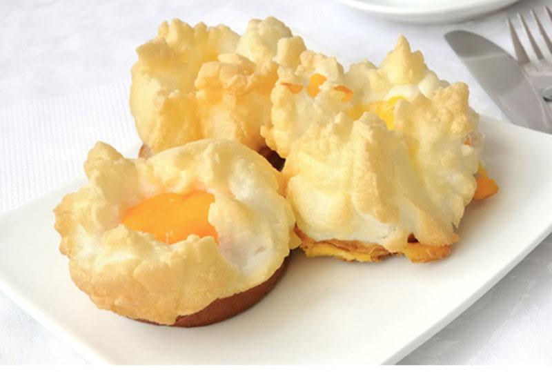 Рецепты желтков яиц фото